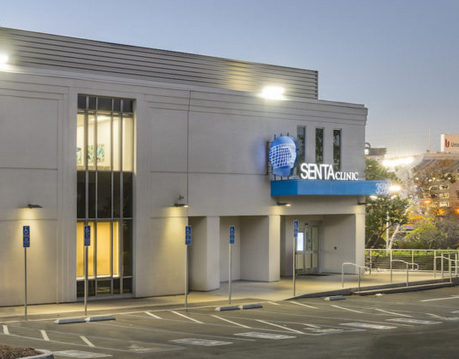 SENTA clinic building