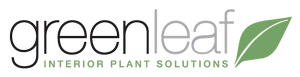 Green Leaf Interior Plant Solutions Mobile Retina Logo