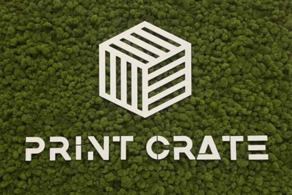 Print Crate Logo